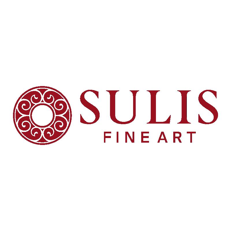 Contemporary Oil - Irises
